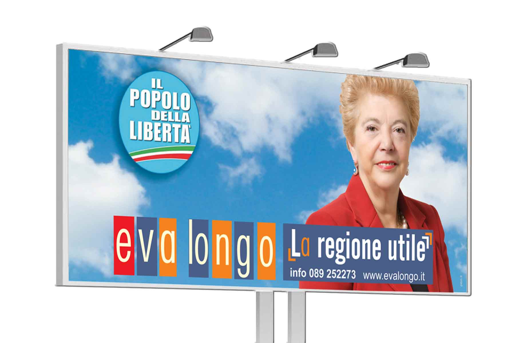 campagna elettorale Eva Longo