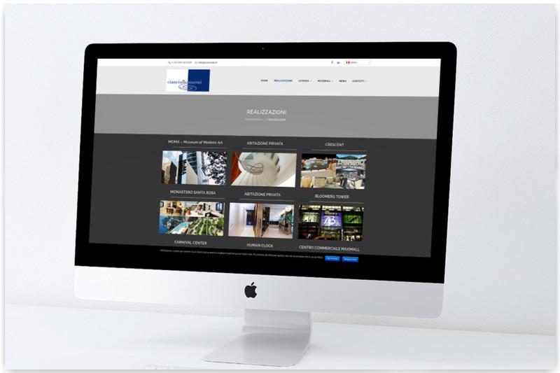 Nuovo look digitale per Cianciullo Marmi