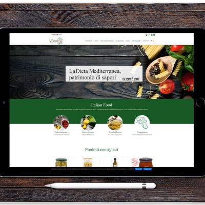 Vivandera, la dieta mediterranea a portata di click
